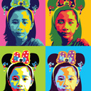 Minnie andy warhol