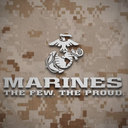 Iphone4 the few the proud the marines