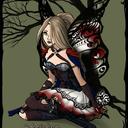 Dark fairy azaleas dolls