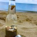 Nova scotia bottle