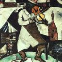 Chagall fiddler