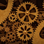 Steampunk rotation of the gears rtup4fcl  f0000